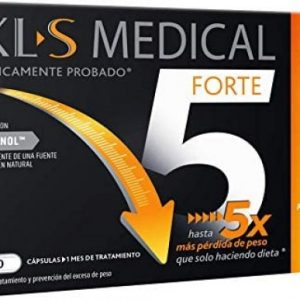 XLS FORTE 5 NUDGE